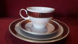 Porcelán reggeliző szett 2.
