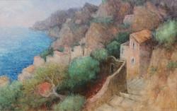 Kapicz Margit: Amalfi (Olaszország)