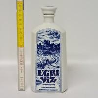 """""""Egri víz"""" likőrös porcelánbutella (1457)"""