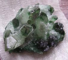 Zöld kvarc süni és sötét szellemek