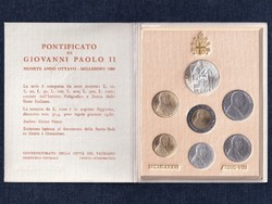 Vatikán II. János Pál Anno VIII forgalmi sor 1986 (id42649)