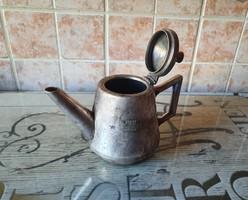 Alpakka kávé kiöntő