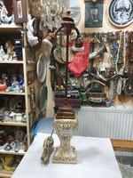 Régi Fischer asztali lámpa