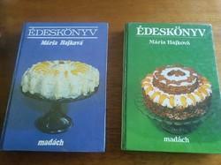 Édeskönyvek Maria Hajkova