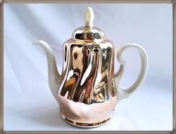 Art Deco HKE 1,5 literes Thermo köpenyes teáskanna / Ritkaság /