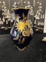 Jlmenau kobaltkék váza