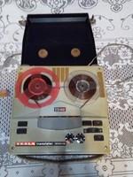 TESLA Transistor B42 szalagos, orsós magnó