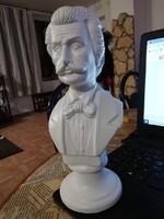 Johann Strauss biszkvit büszt 25,5 cm
