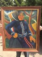 Szadai Lajos: Sokác asszony