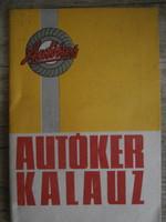 Retro AUTÓKER KALAUZ 1967-ből