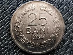 Románia Népköztársaság (1947-1965) 25 Bani 1954 (id31684)