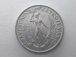 Magyarország BNV Emlékérem 1948 - Budapesti Nemzetközi Vásár emlék érme eladó