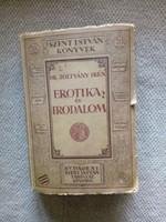 Dr. Zoltvány Irén: Erotika és irodalom (1924)