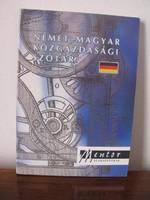 Német-magyar közgazdasági szakszótár