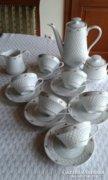 Ritkaság, Sao Pauló Schmidt (brazil) porcelán teás