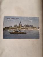 Budapest képeslap