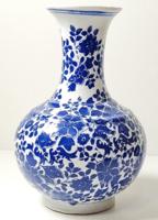 Gyönyörű, régi kínai váza  22,5cm.