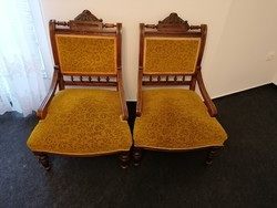 Ónémet fotel párban eladó