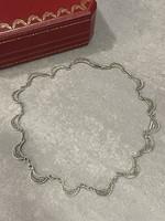 Ezüst  nyaklánc antik gyönyörű