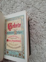 Antik német nyelvű keresztény vallási könyv
