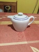 WWII Német kávéfőző porcelán kifolyó része D. R. P. Jelzéssel (Deutsch Reich Patent)