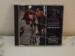 IKE & TINA TURNER CD ( Új )