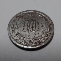 1940 10 fillér