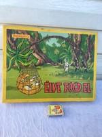 Minerva - Élve fogd el eredeti verzió - retro társasjáték játék - Játékkártya Nyomda