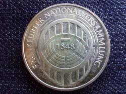 Németország 125 éves a Frankfurti Nemzetgyűlés .625 ezüst 5 Márka 1973 C (id13892)