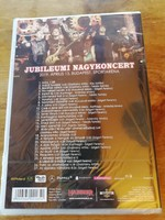 Karthago - Jubileumi koncert 2019 04 13 Budapest, Sportarena dvd új bontatlan!
