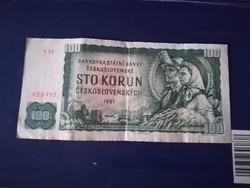1961-es 100 Korona VF+