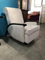 Francia art deco fotel pár - B010