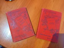 Egyetemes Regénytár régi könyvek