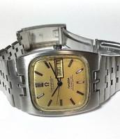 Omega Constellation chronometer Day-date automata 1972