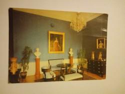 Keszthely Festetics-kastély  képeslap ! ( 2 )