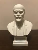 Herendi Porcelán Lenin mellszobor