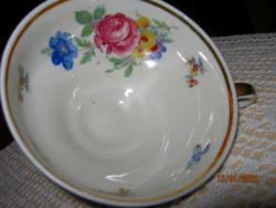 Bavaria  virágos teás csésze