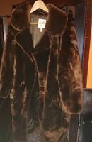 Antik Pannonia szőrme bundi nagyméret