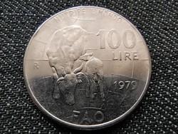 Olaszország FAO 100 Líra 1979 (id27554)
