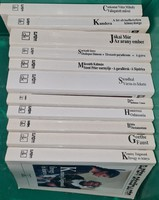 Európa diákkönyvtár sorozat 11 db