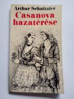 Casanova könyv  !!