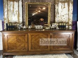 Biedermeier 3ajtós szekrény.