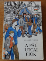 Molnár Ferenc: A Pál utcai fiúk - Reich Károly színes rajzaival