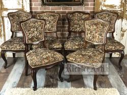 Neó Barokk székek.