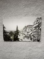 2 db régi képeslap (Montreux)