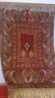 150 éves antik kézi csomózású perzsa szőnyeg