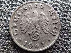 Németország Horogkeresztes 1 birodalmi pfennig 1941 A? (id41883)