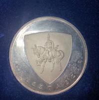 Kligl Sándor 925-ösTömör Ezüst Emlékérme