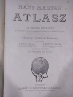Nagy Magyar atlasz 1906
