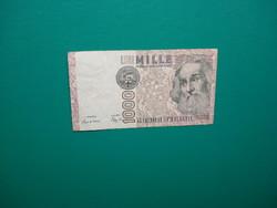 Olaszország 1000 líra 1982
